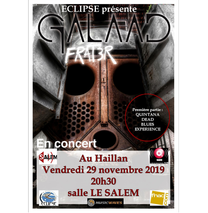 GALAAD le 29 novembre 2019 au HAILLAN (33)